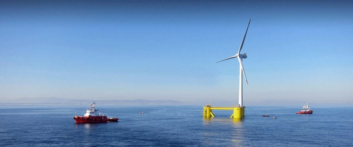 offshore wind floating
