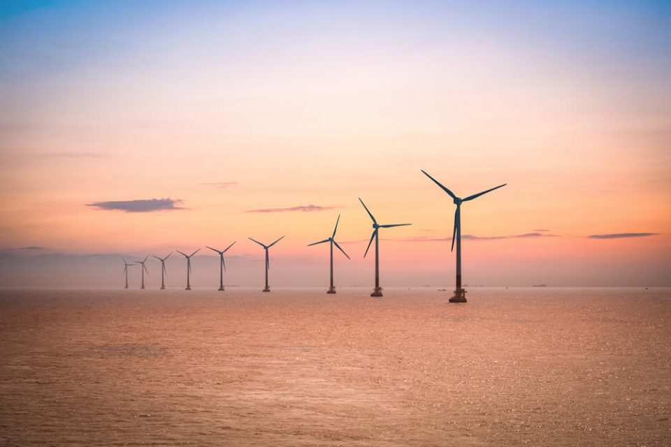Indian offshore wind