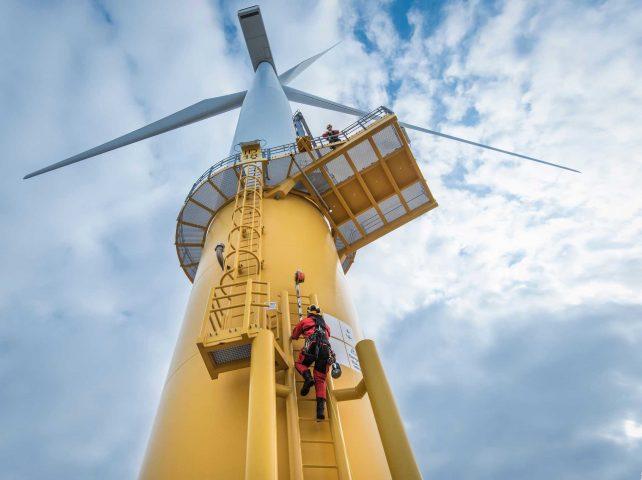 Mayflower Wind project